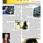 Wolf Park newsletter, Spring 2007